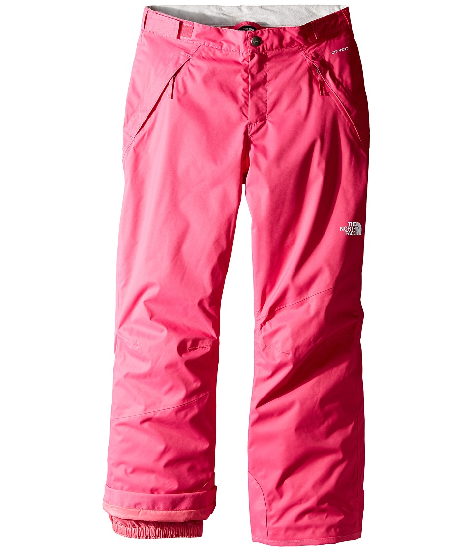 The North Face Kids - Freedom Insulated Pants (Little Kids/Big Kids) (Cabaret Pink) Girl's Outerwear
