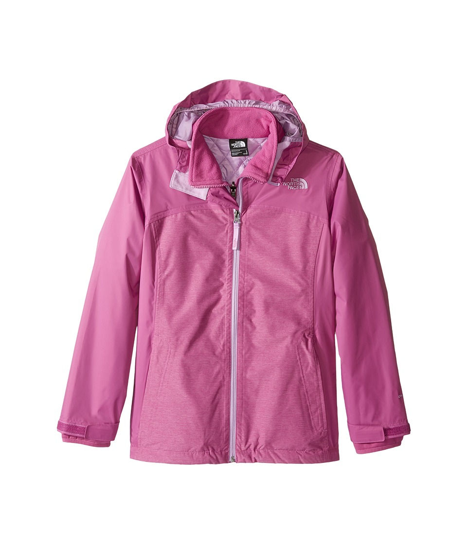 The North Face Kids - ThermoBall Triclimate Jacket (Little Kids/Big Kids) (Wisteria Purple Heather) Girl's Coat