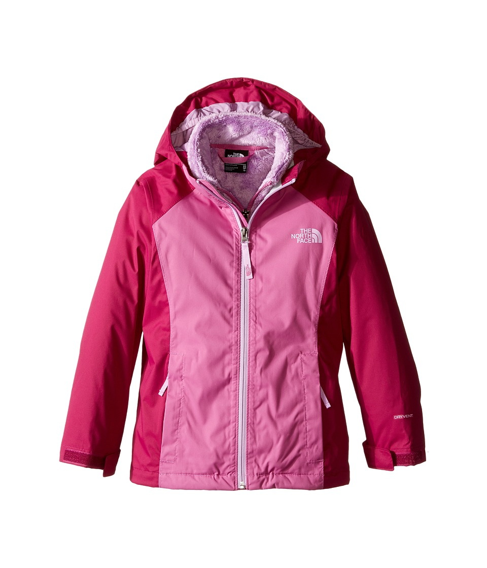 The North Face Kids - Osolita Triclimate Jacket (Little Kids/Big Kids) (Wisteria Purple) Girl's Coat