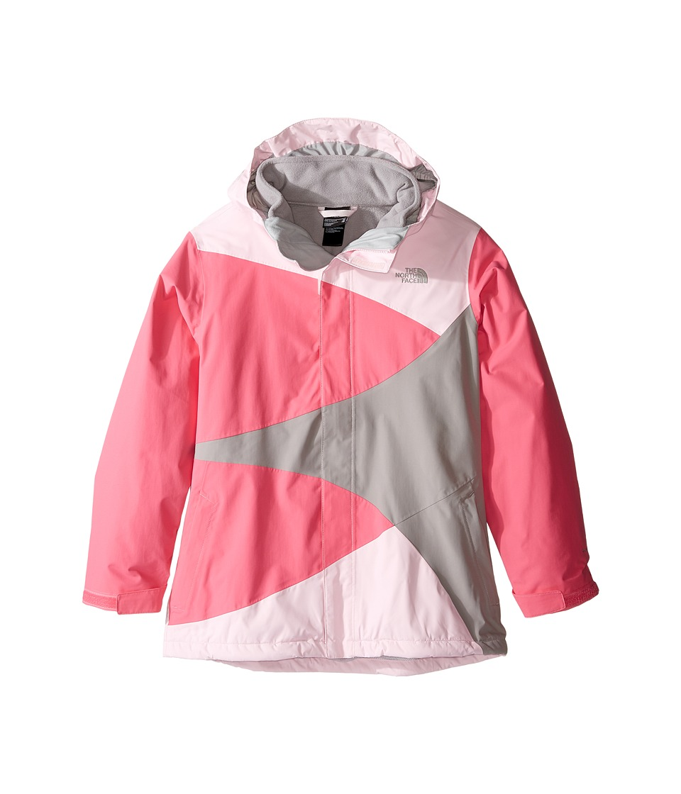 The North Face Kids - Mountain View Triclimate Jacket (Little Kids/Big Kids) (Coy Pink) Girl's Coat