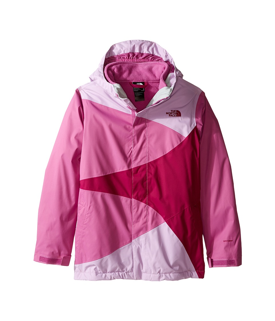 The North Face Kids - Mountain View Triclimate Jacket (Little Kids/Big Kids) (Lupine) Girl's Coat