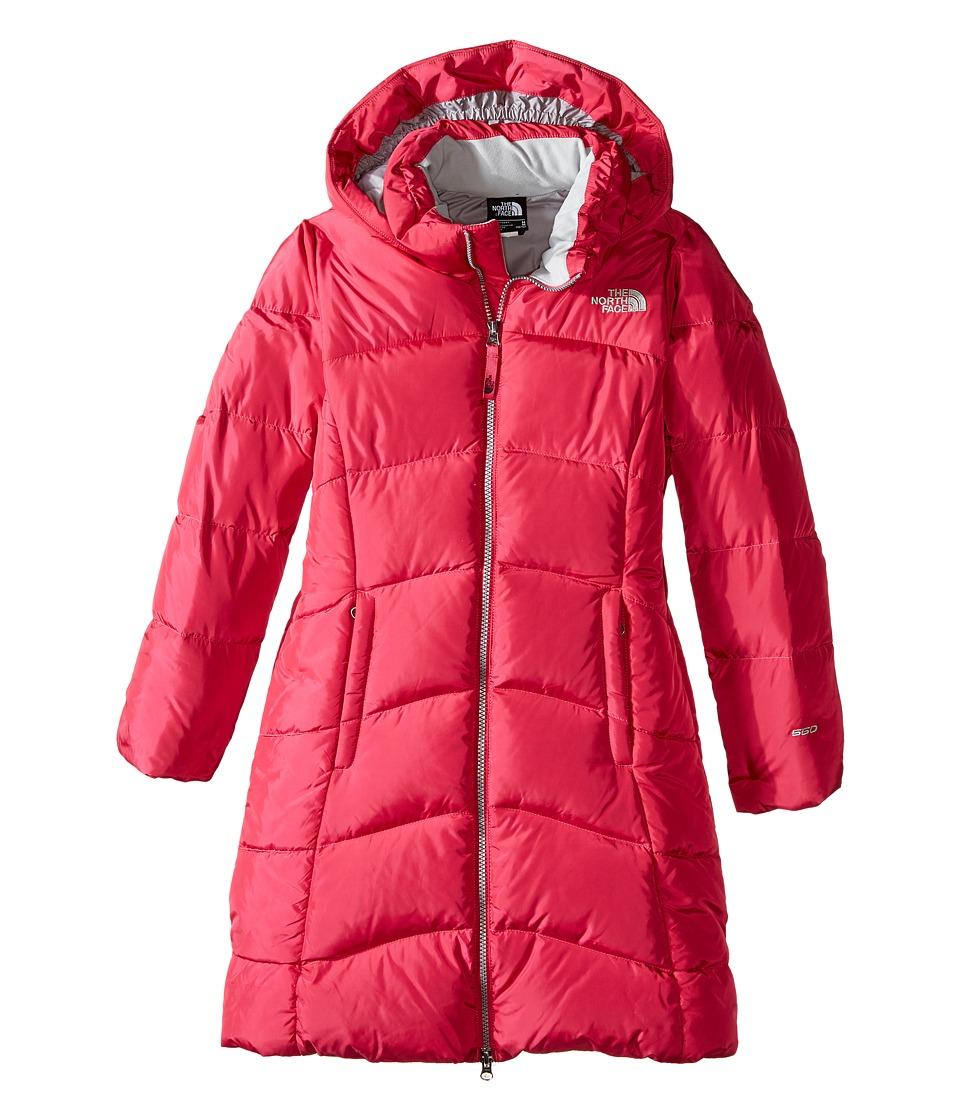 The North Face Kids - Elisa Down Parka (Little Kids/Big Kids) (Cabaret Pink) Girl's Coat