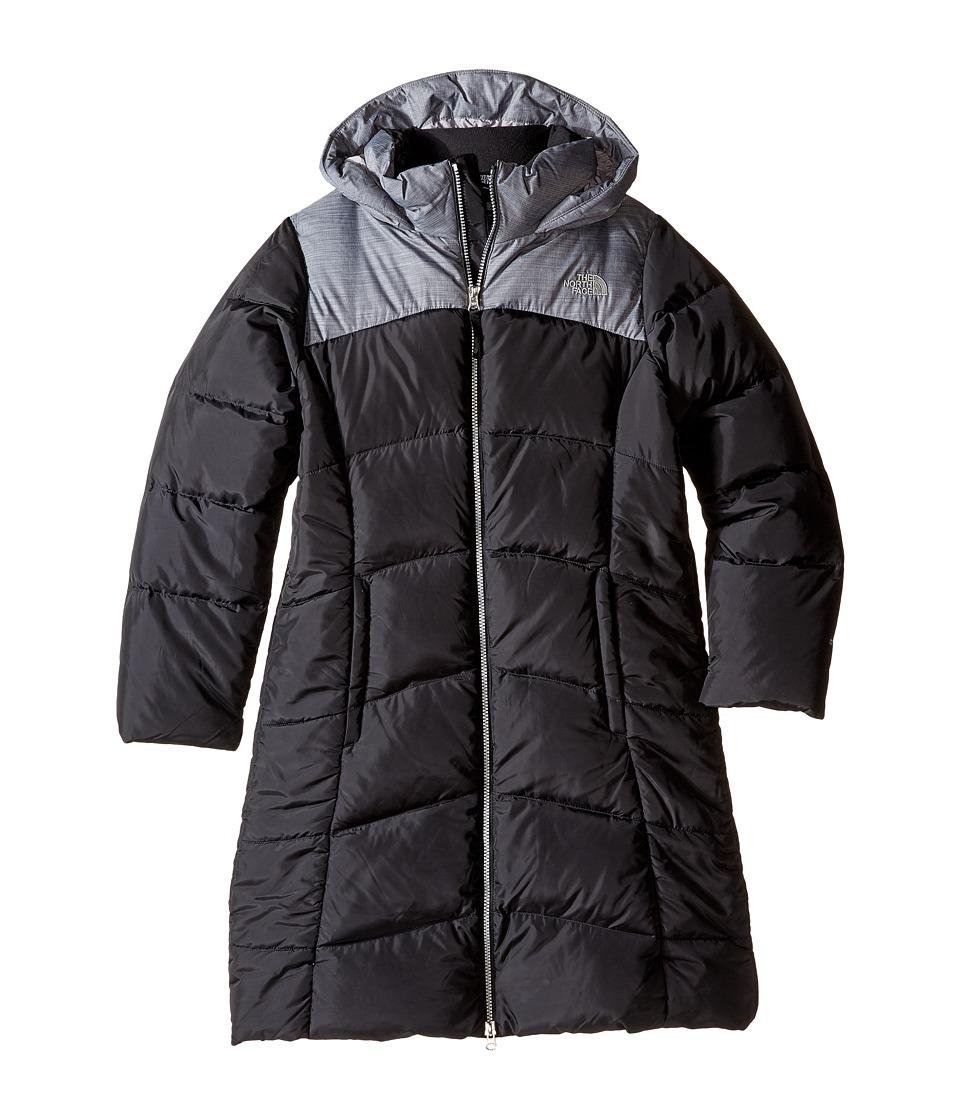The North Face Kids - Elisa Down Parka (Little Kids/Big Kids) (TNF Black) Girl's Coat