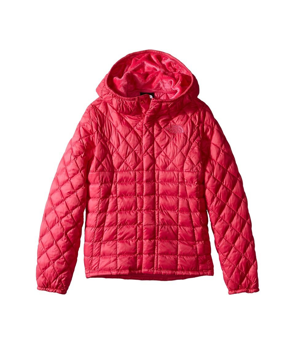The North Face Kids Lexi ThermBall Hoodie (Little Kids/Big Kids) (Cerise Pink) Girl