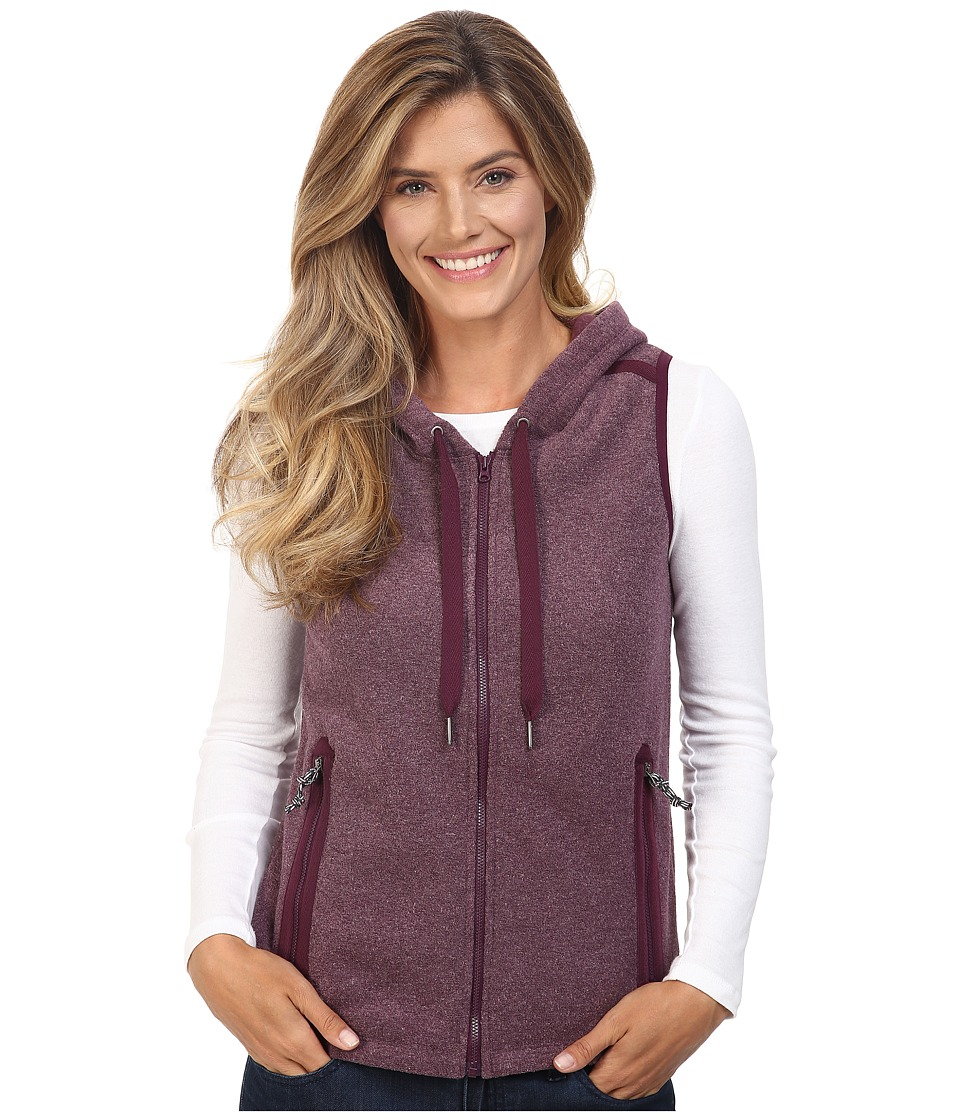 Columbia - Kennedy Meadows Vest (Purple Dahlia/Rosewater) Women's Vest