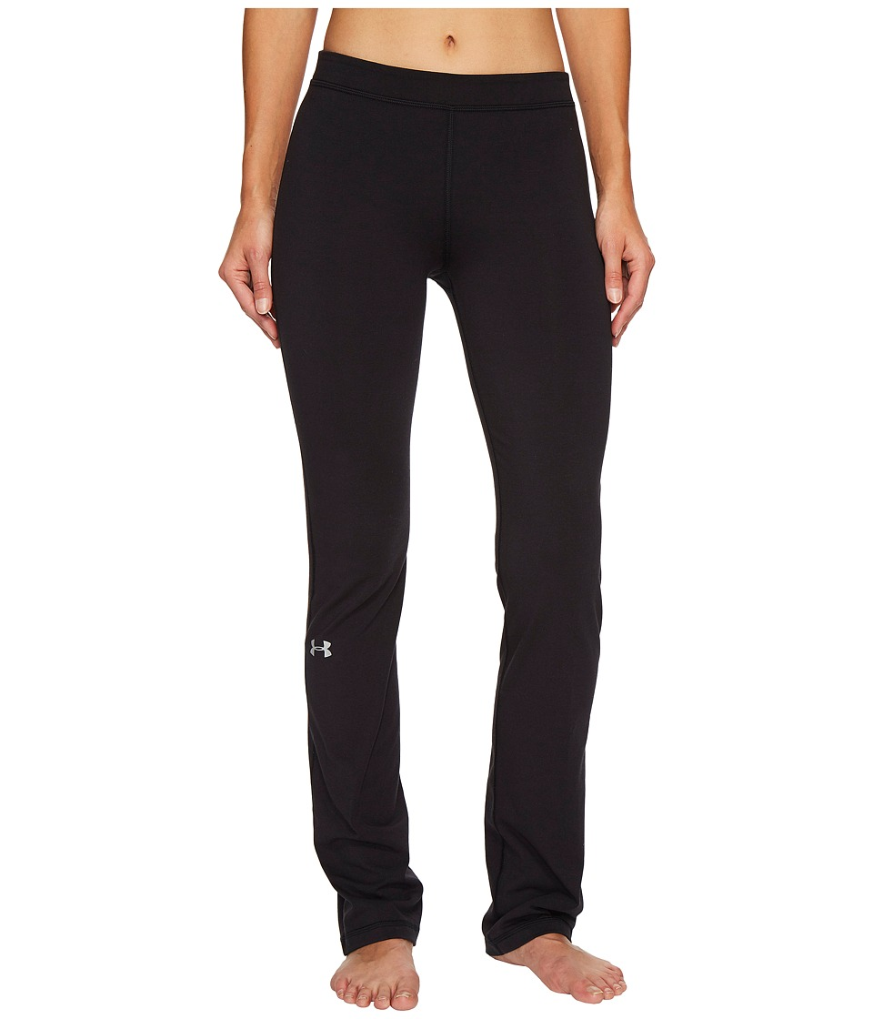 Under Armour - Favorite Pants (Black/Metallic Silver) Women's Casual Pants