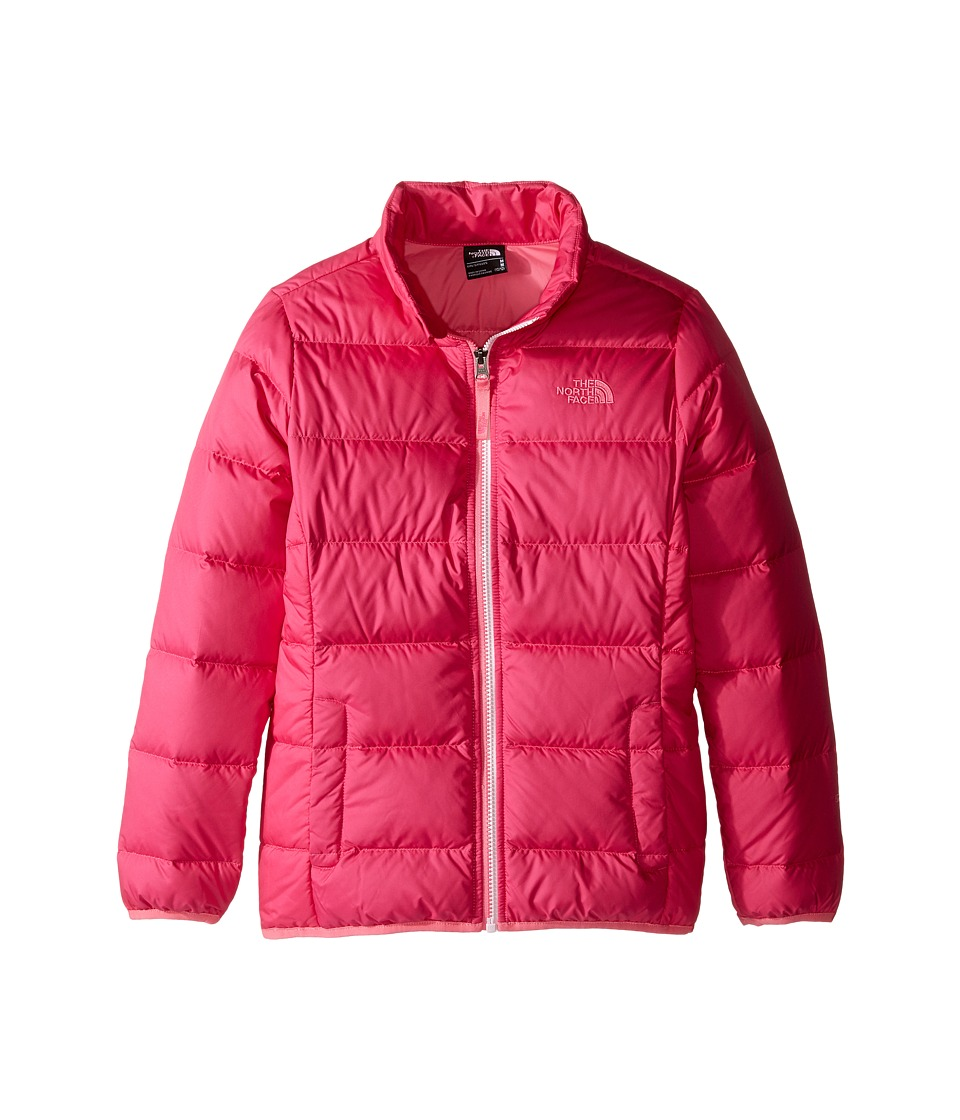 The North Face Kids - Andes Jacket (Little Kids/Big Kids) (Cabaret Pink (Prior Season)) Girl's Coat