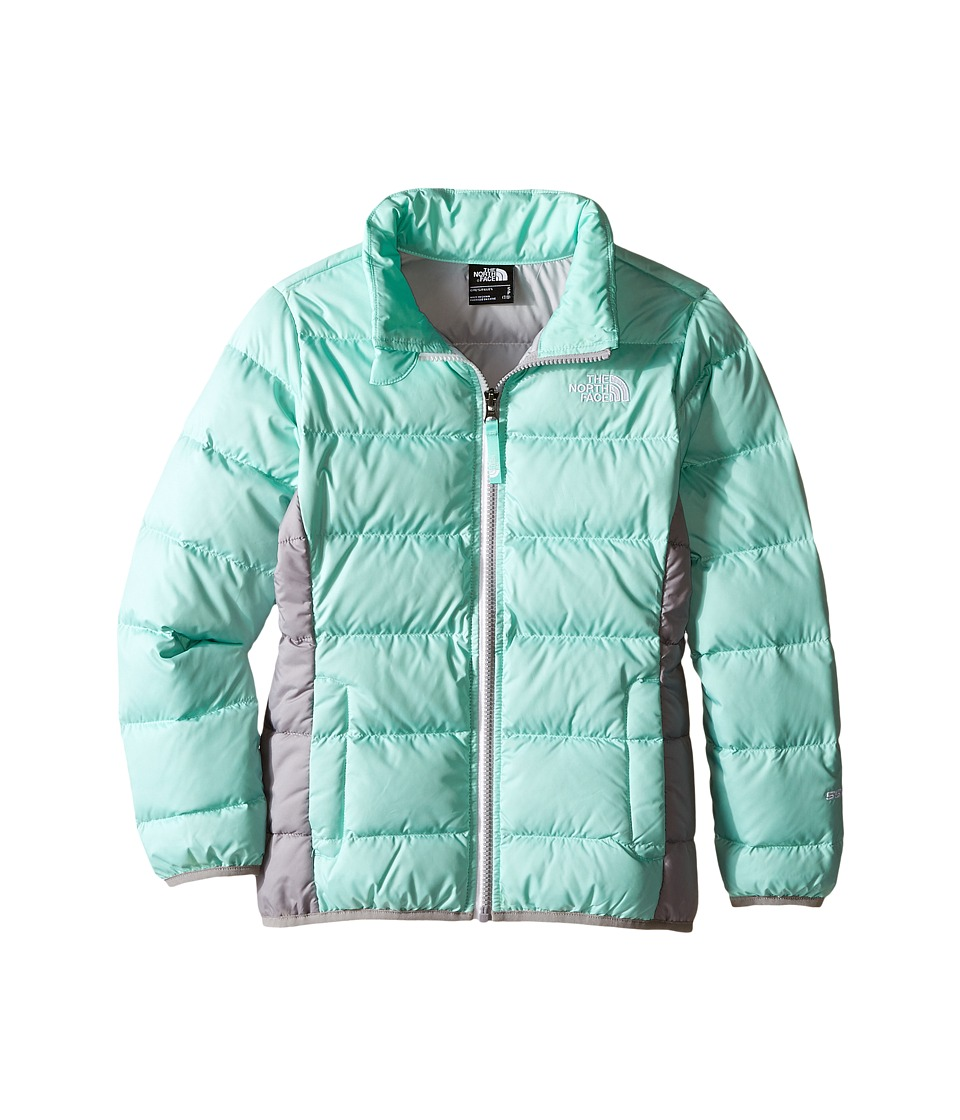 The North Face Kids - Andes Jacket (Little Kids/Big Kids) (Ice Green) Girl's Coat