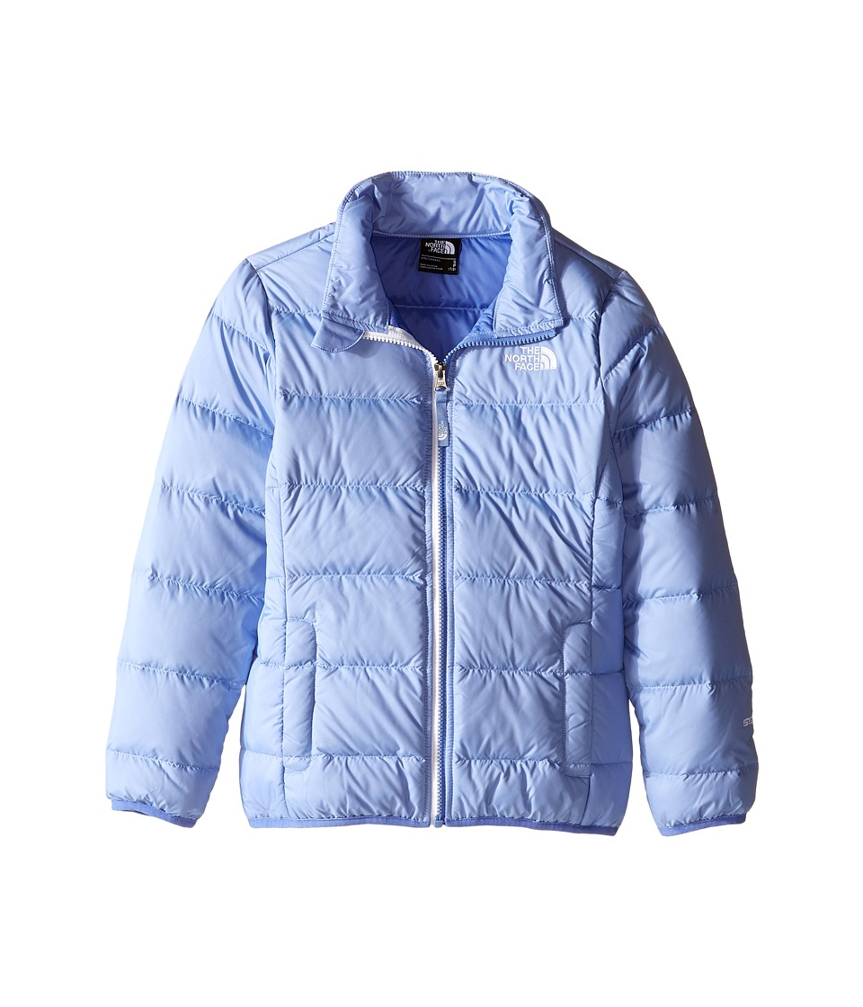 The North Face Kids - Andes Jacket (Little Kids/Big Kids) (Grapemist Blue) Girl's Coat