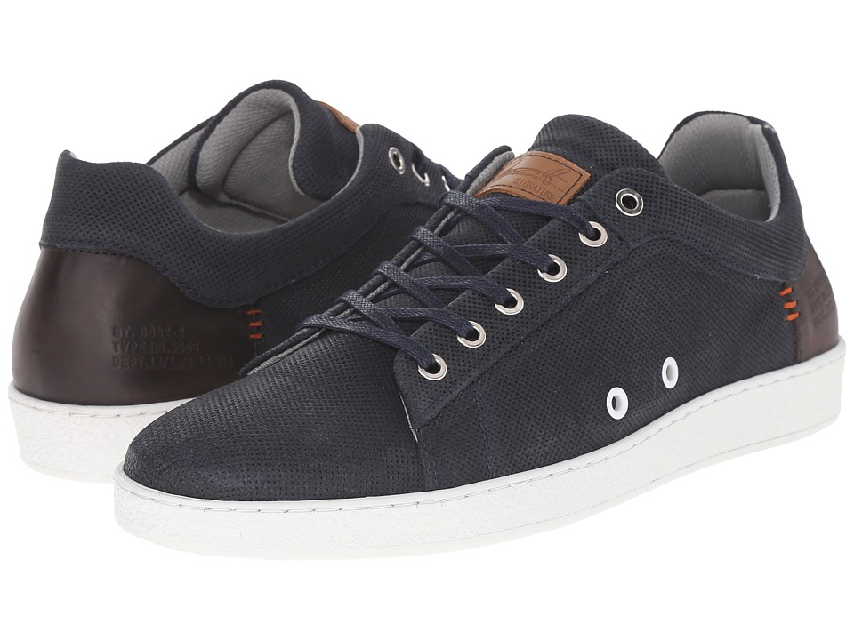 Dune London - Tidal (Navy Suede) Men's Shoes