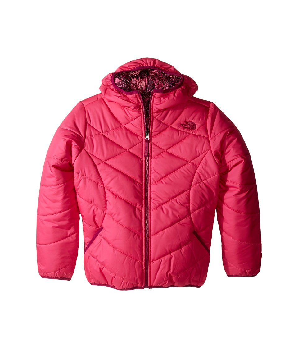 The North Face Kids - Reversible Perrito Jacket (Little Kids/Big Kids) (Cabaret Pink) Girl's Coat