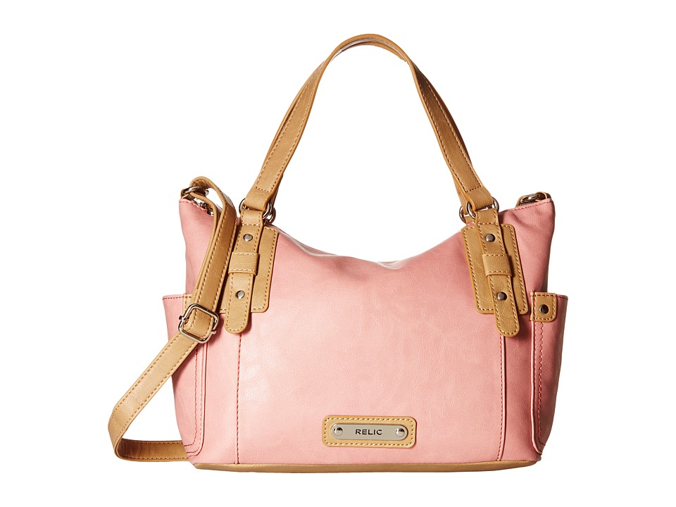 Relic - Monroe Satchel (Rose Dust) Satchel Handbags