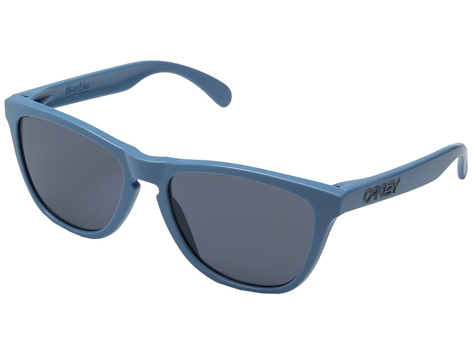 Oakley - Frogskins Polarized (Blue/Grey) Sport Sunglasses