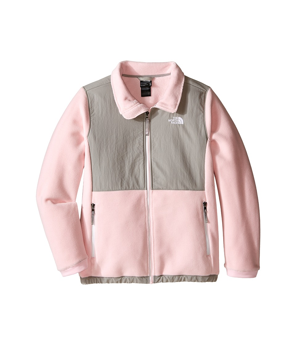 The North Face Kids - Denali Jacket (Little Kids/Big Kids) (Coy Pink) Girl's Coat