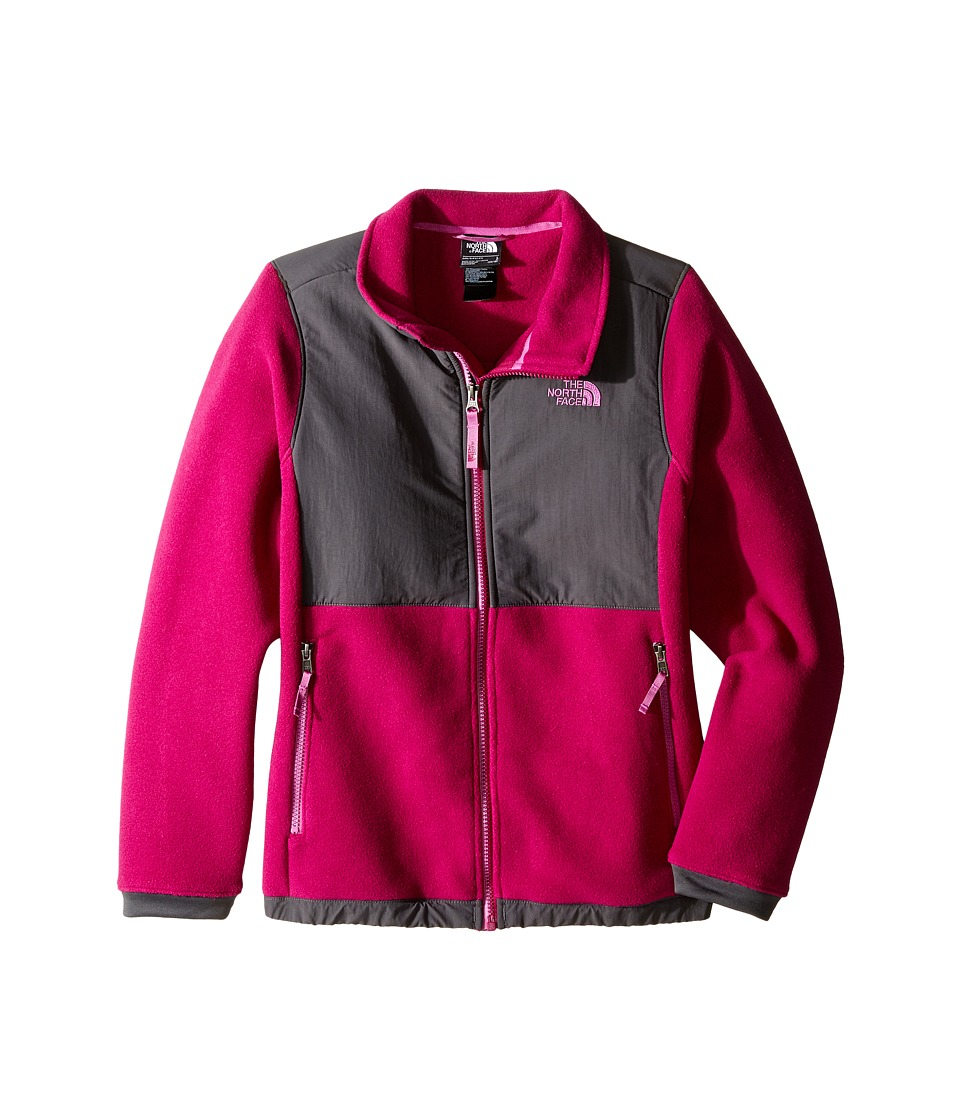 The North Face Kids - Denali Jacket (Little Kids/Big Kids) (Roxbury Pink) Girl's Coat