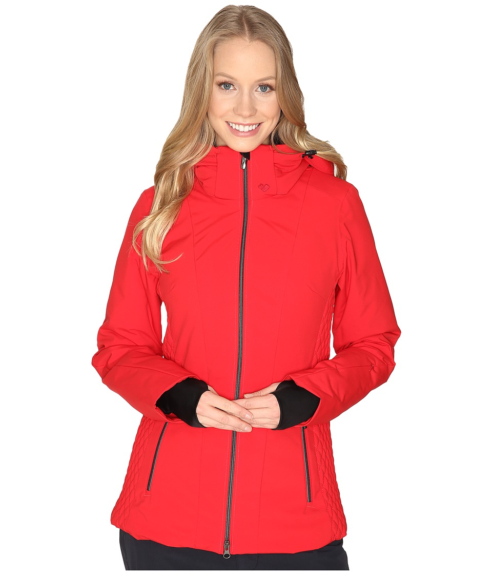 Obermeyer - Siren Jacket (Crimson) Women's Coat