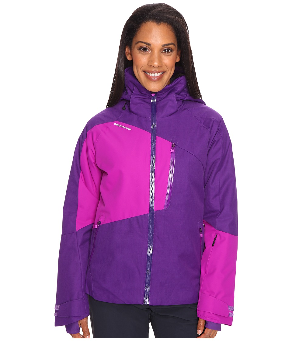Obermeyer - Sidley Jacket (Azalea Purple) Women's Coat