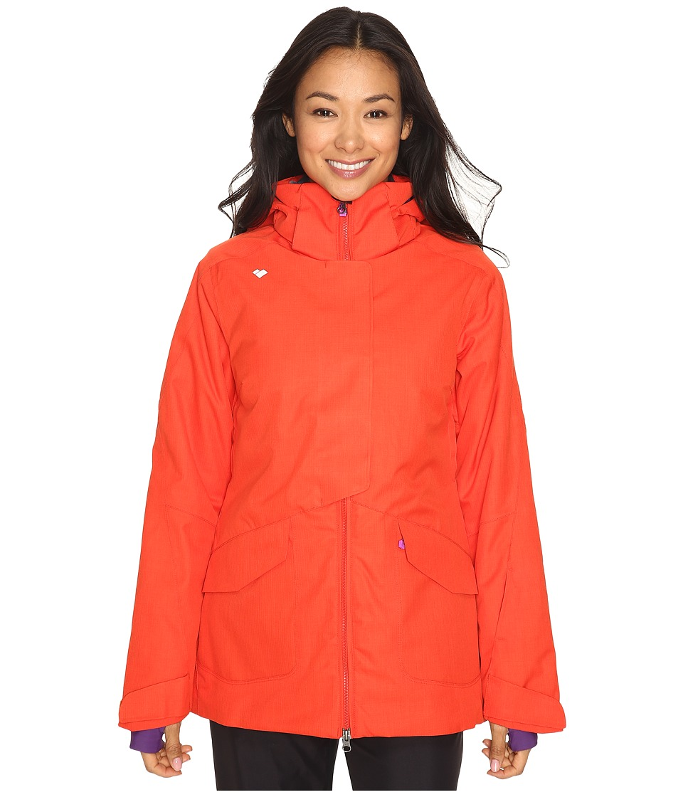 Obermeyer - Aura Jacket (Tiger's Eye) Women's Coat