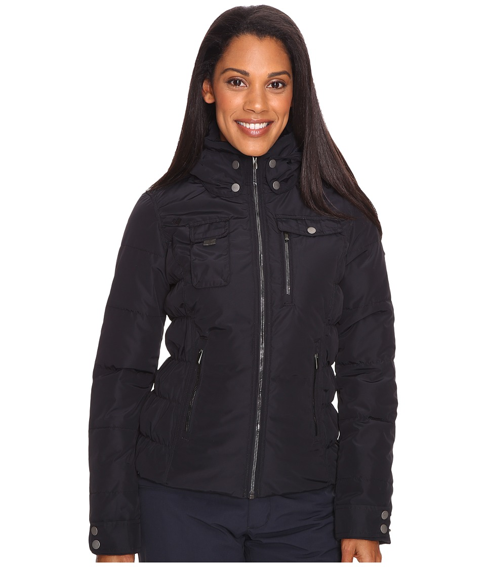 Obermeyer - Leighton Jacket (Black) Women's Coat