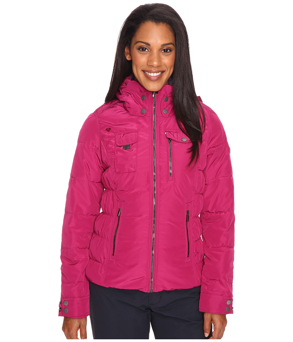 Obermeyer - Leighton Jacket (Pinot Vino) Women's Coat