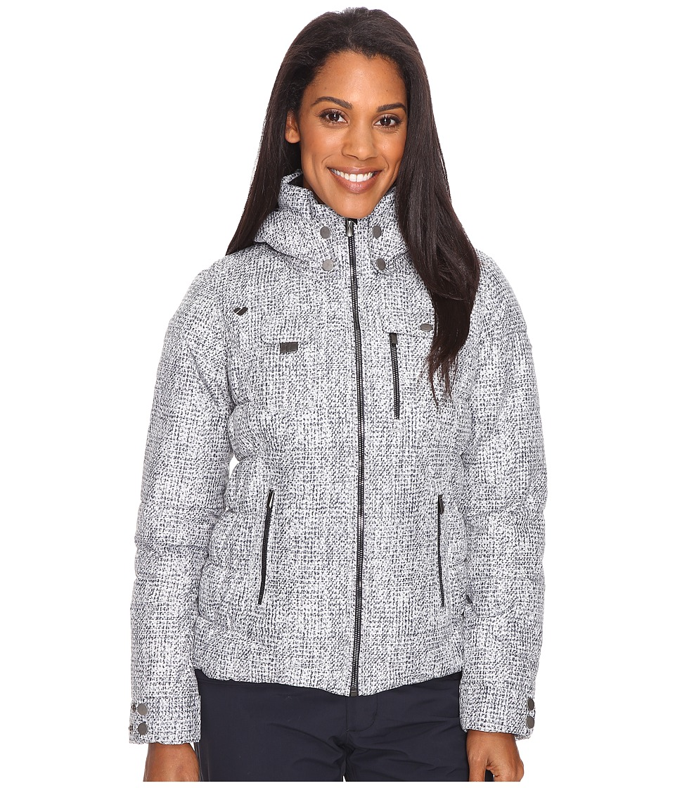 Obermeyer - Leighton Jacket (Mini Tweed) Women's Coat