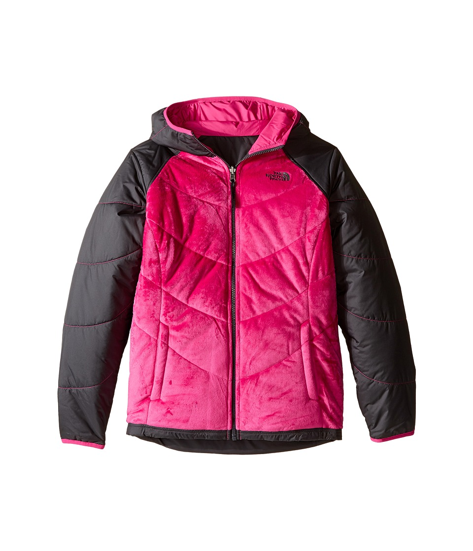 The North Face Kids - Reversible Perseus Jacket (Little Kids/Big Kids) (Cabaret Pink) Girl's Coat