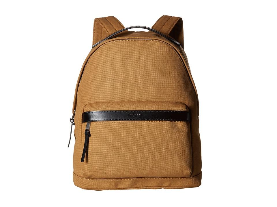 Michael Kors - Grant Backpack (Dark Camel) Backpack Bags