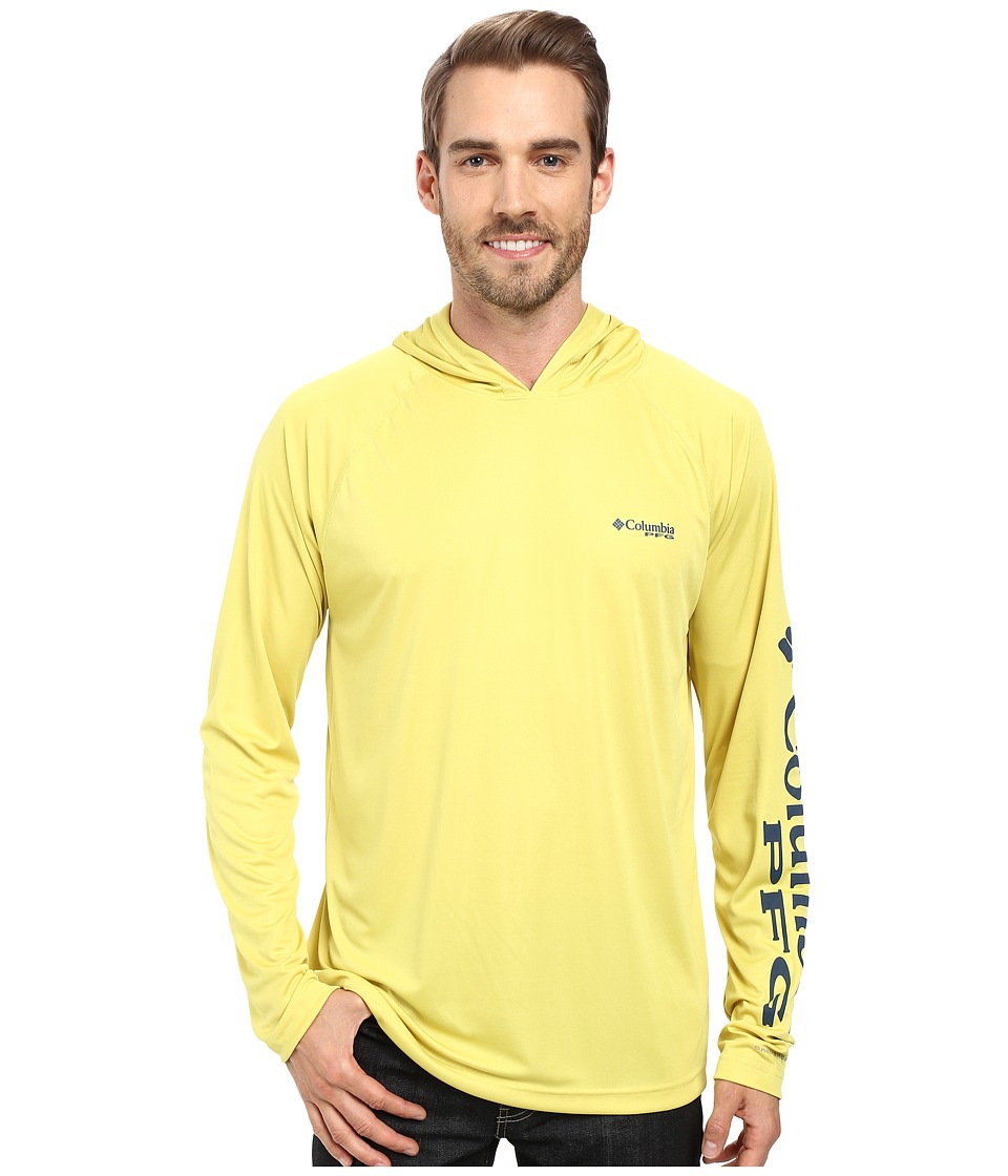 Columbia - Terminal Tackle Hoodie (Mineral Yellow/Carbon) Men's Sweatshirt