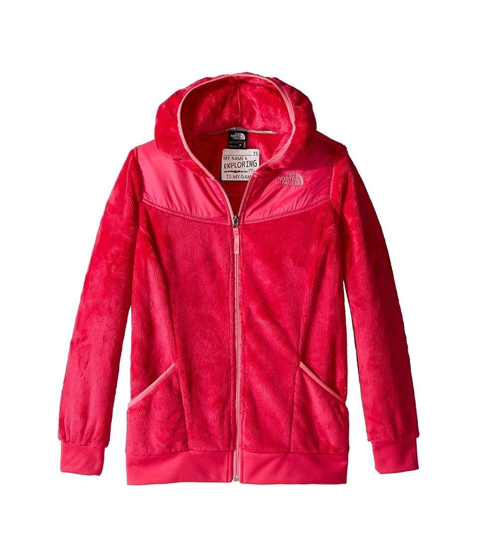 The North Face Kids - Oso Hoodie (Little Kids/Big Kids) (Carbaret Pink) Girl's Sweatshirt