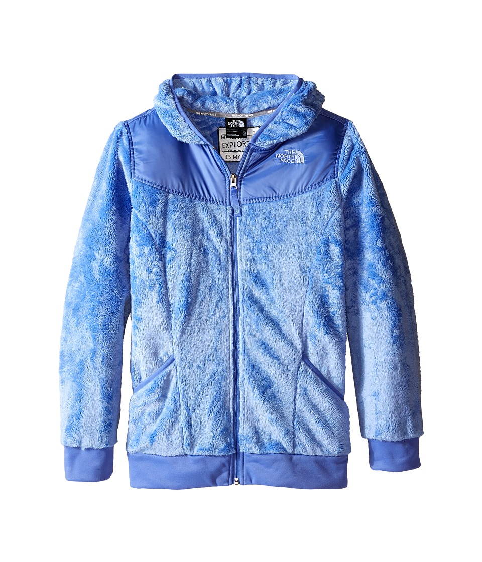 The North Face Kids - Oso Hoodie (Little Kids/Big Kids) (Grapemist Blue) Girl's Sweatshirt
