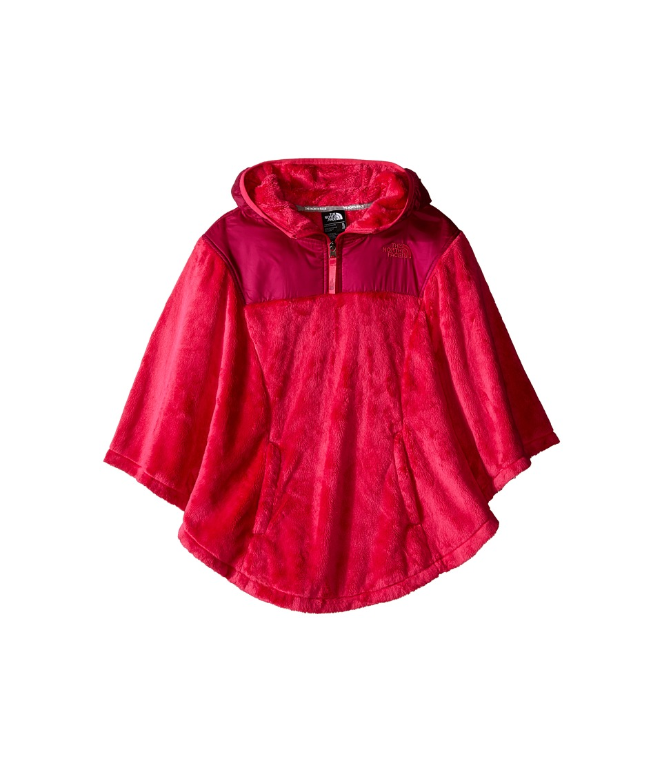 The North Face Kids - Oso Poncho (Little Kids/Big Kids) (Cabaret Pink) Girl's Sweatshirt