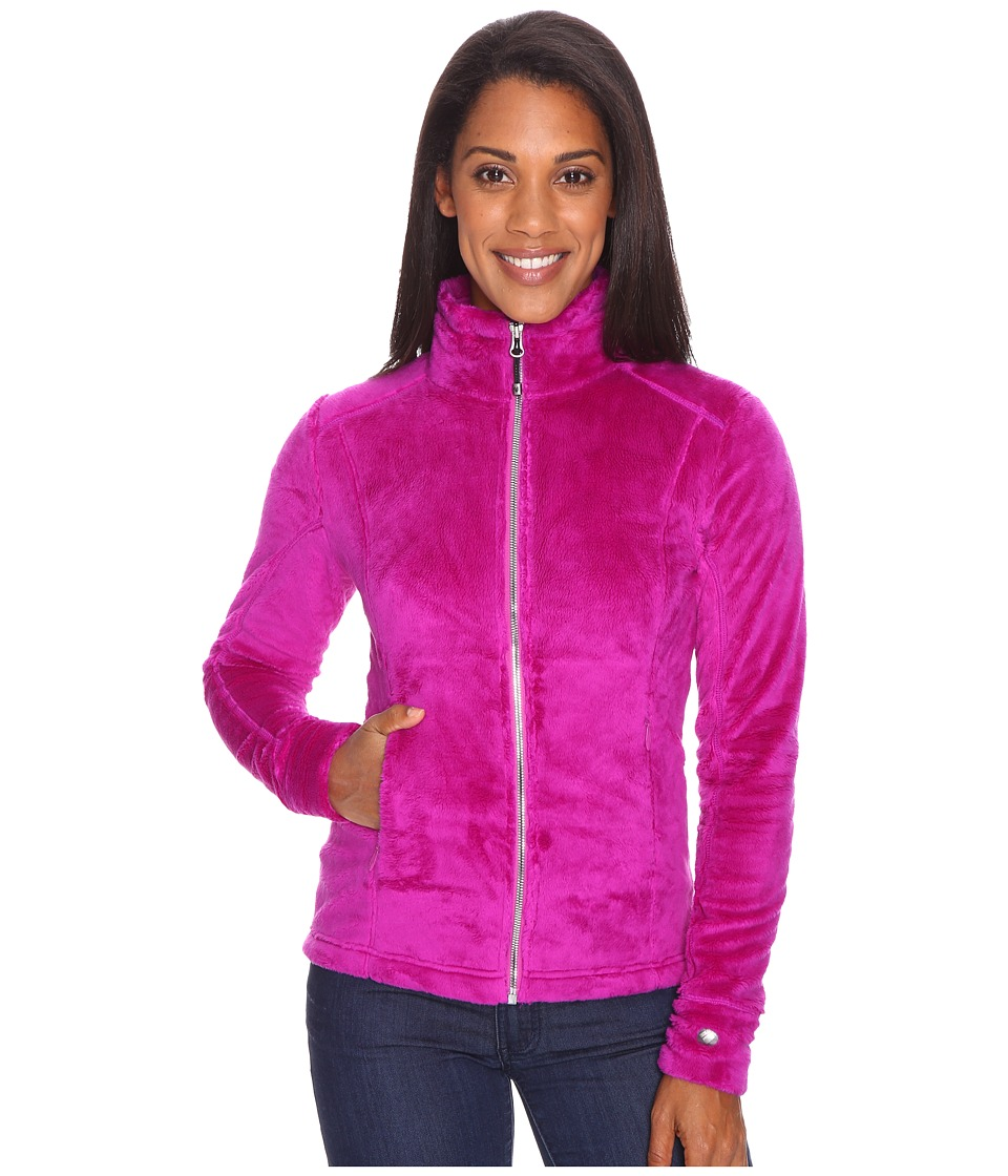 Obermeyer - Tess Fleece Jacket (Violet Vibe) Women's Coat