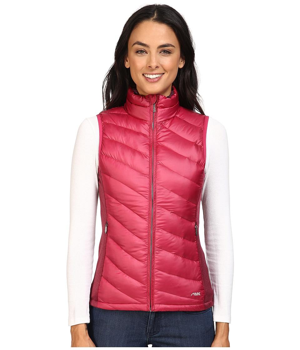 Mountain Khakis - Shout Down Vest (Sangria) Women's Vest