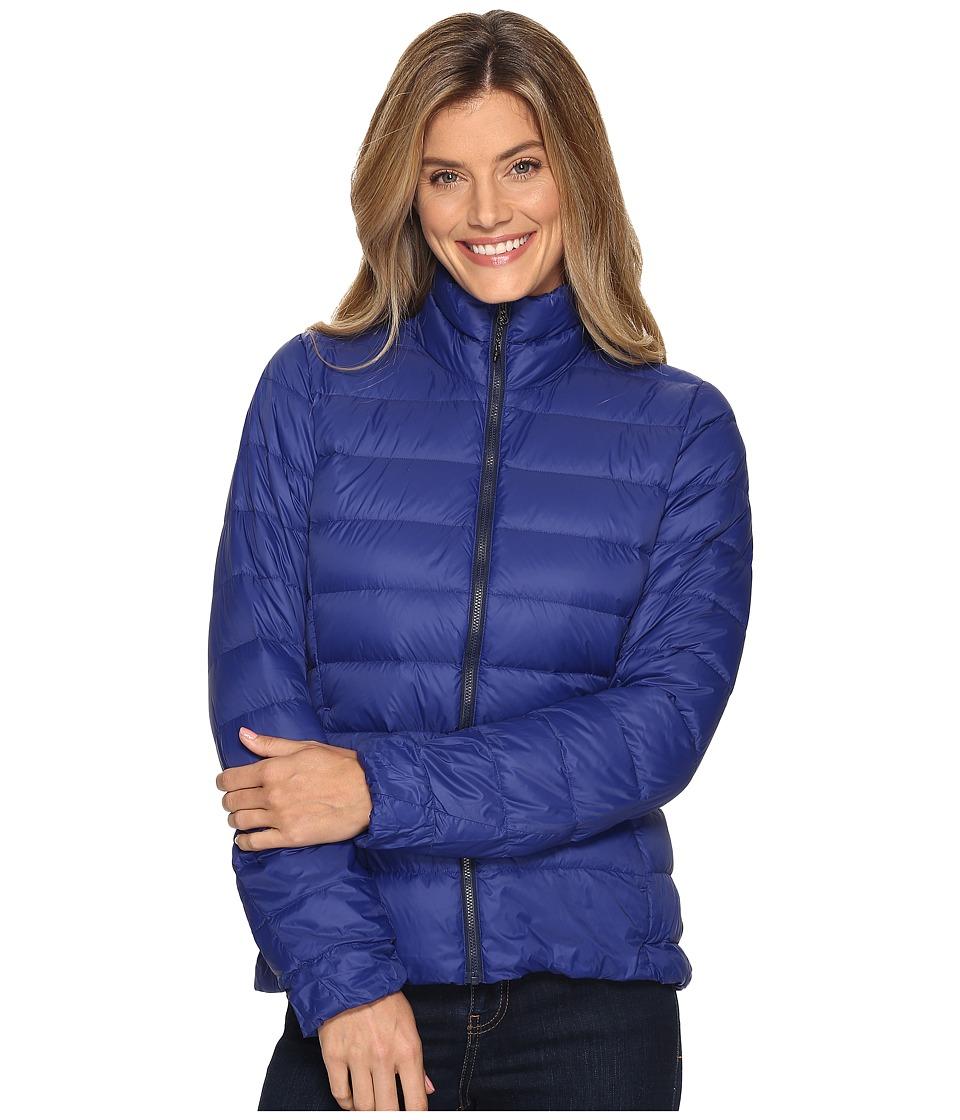 adidas Outdoor - Light Down Jacket (Unity Ink/Collegiate Navy) Women's Coat