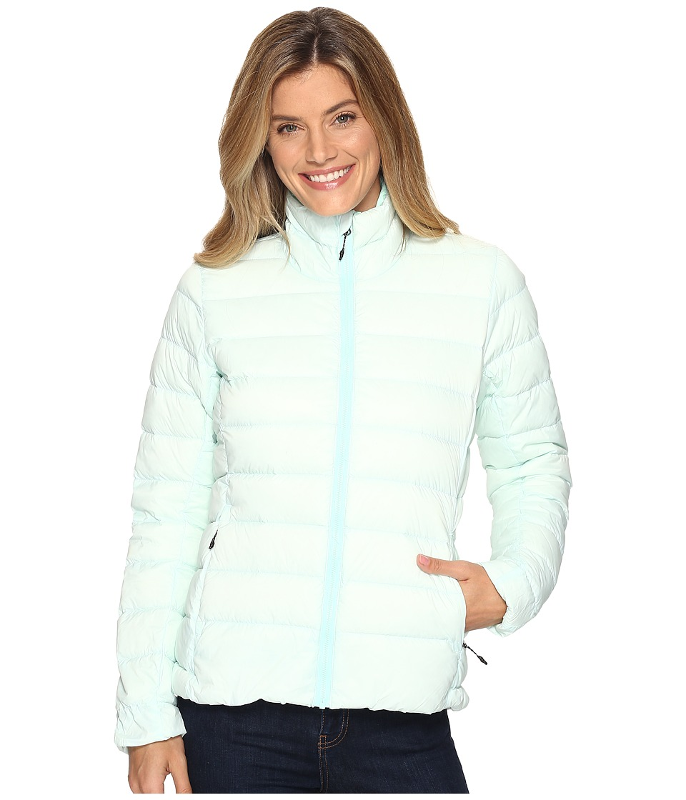 adidas Outdoor - Light Down Jacket (Ice Mint/Ice Green) Women's Coat