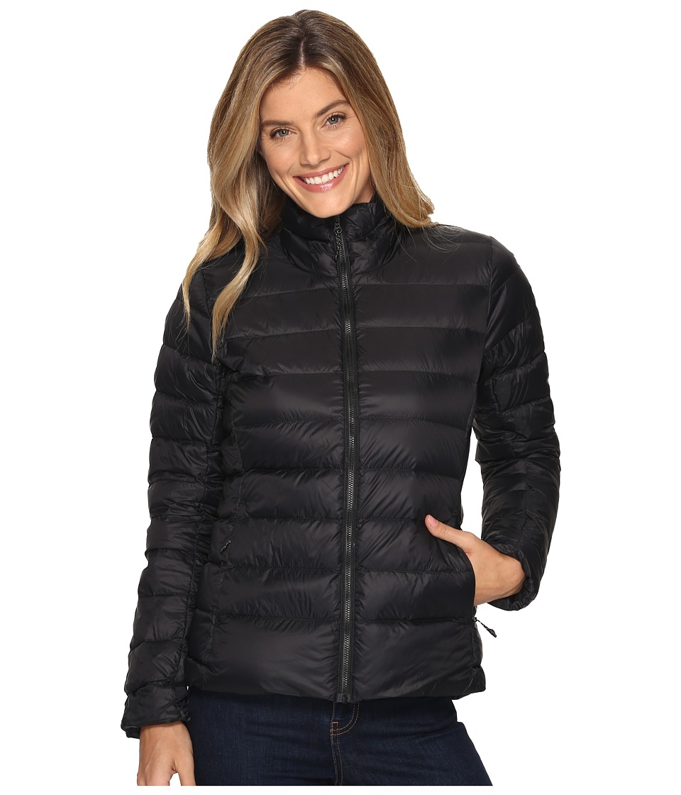 adidas Outdoor - Light Down Jacket (Black/Utility Black) Women's Coat