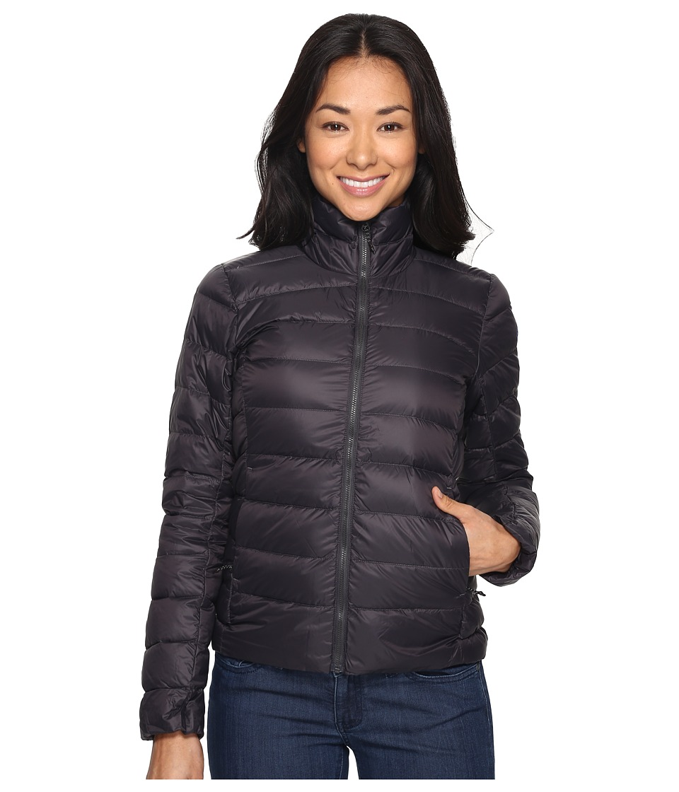 adidas Outdoor - Light Down Jacket (Utility Black/Unity Ink) Women's Coat