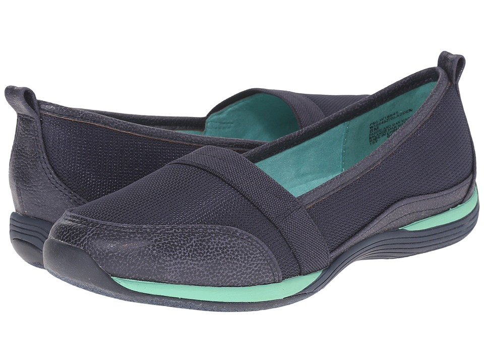 White Mountain - Gladden (Navy) Women's Shoes