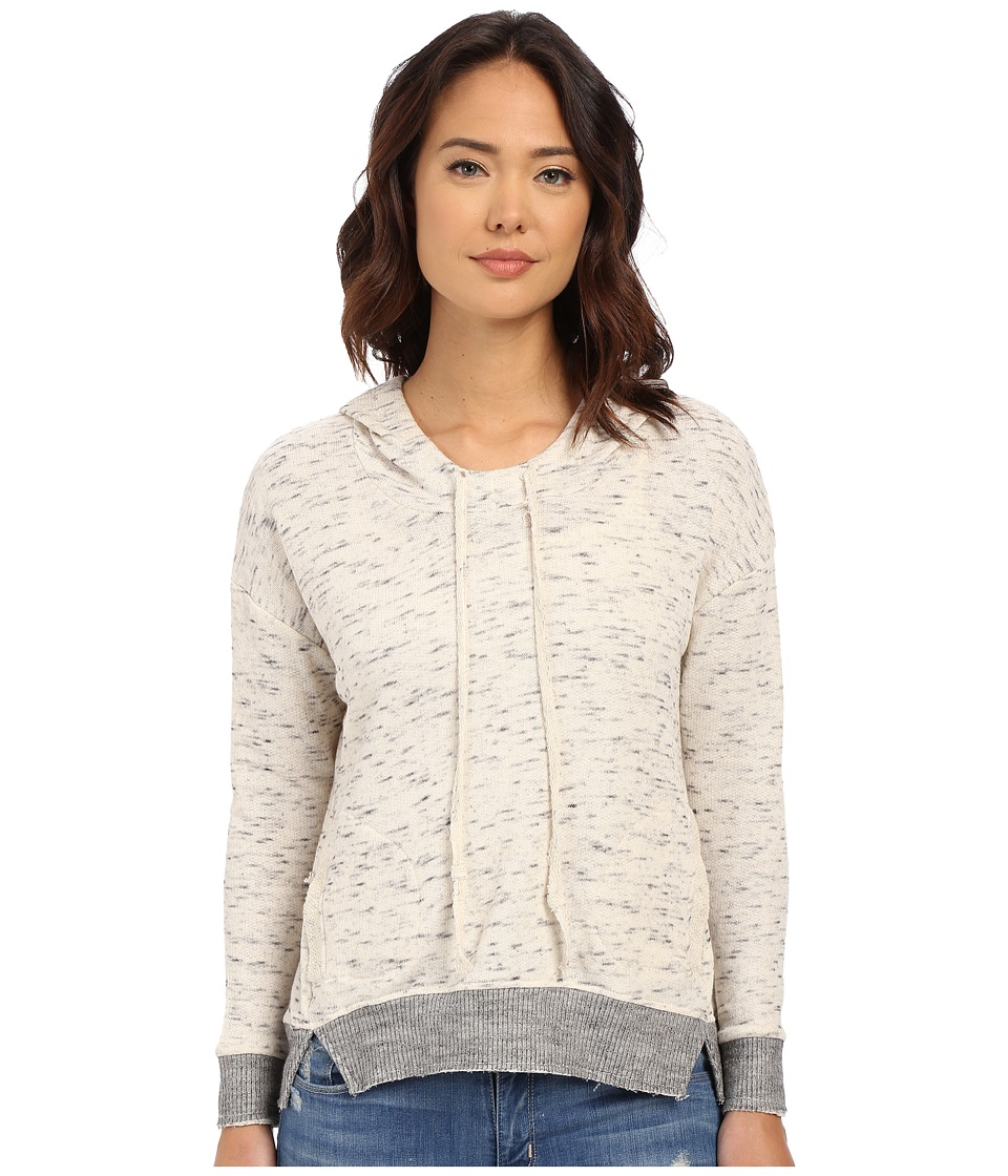 Culture Phit Beverly French Terry Pullover Hoodie (Oatmeal) Women