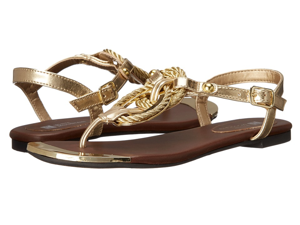 White Mountain - Ginseng (Gold) Women's Shoes