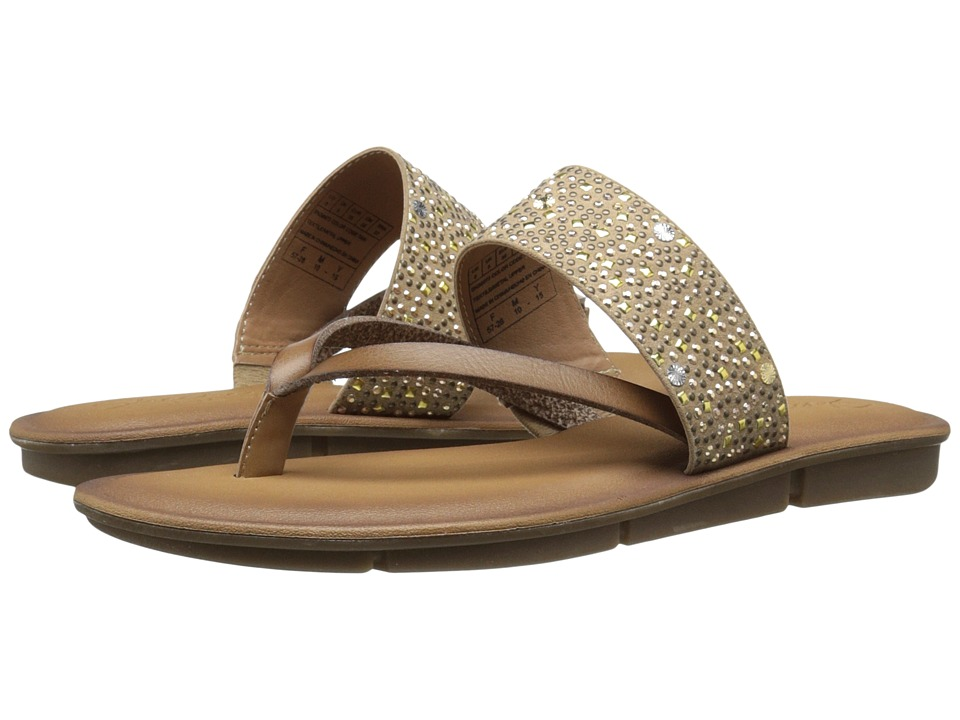 SKECHERS - Indulge 2 (Tan) Women's Sandals