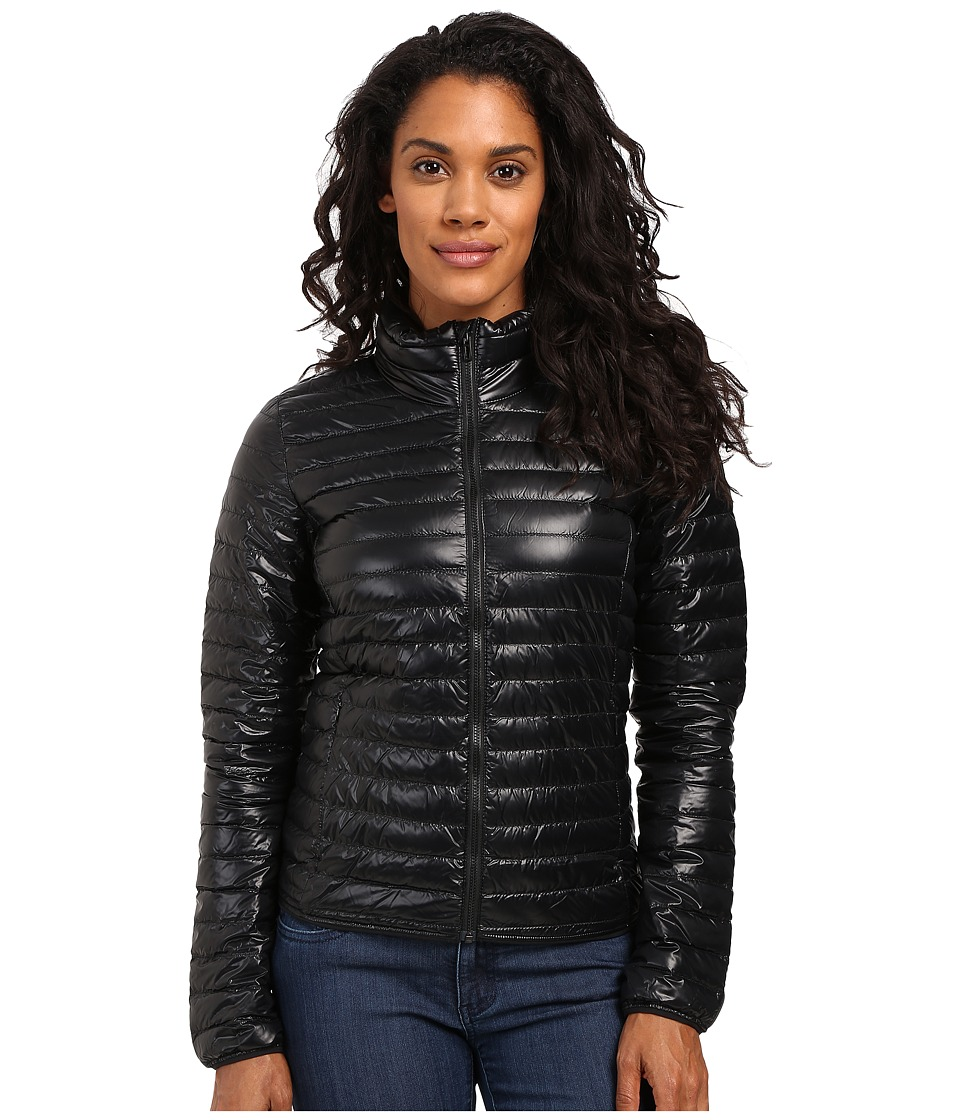 adidas Outdoor - Superlight Down Jacket (Black) Women's Coat