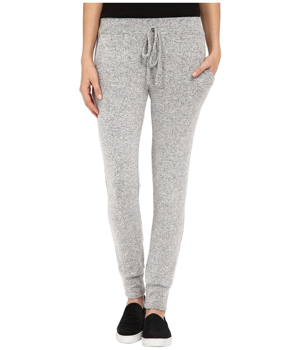 Culture Phit - Jaileen Comfy Drawstring Pants (Heather Grey) Women's Casual Pants
