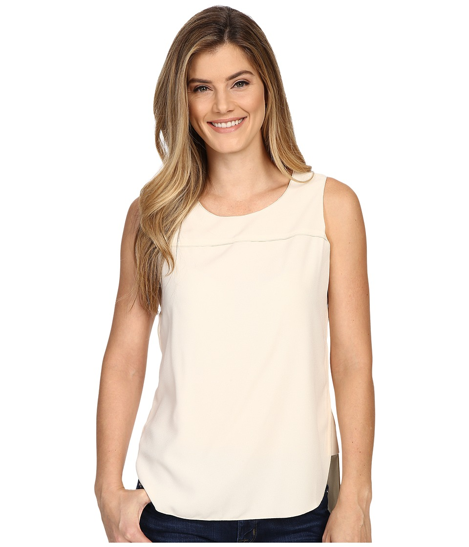 NIC+ZOE - Element Layer (Sandshell) Women's Sleeveless