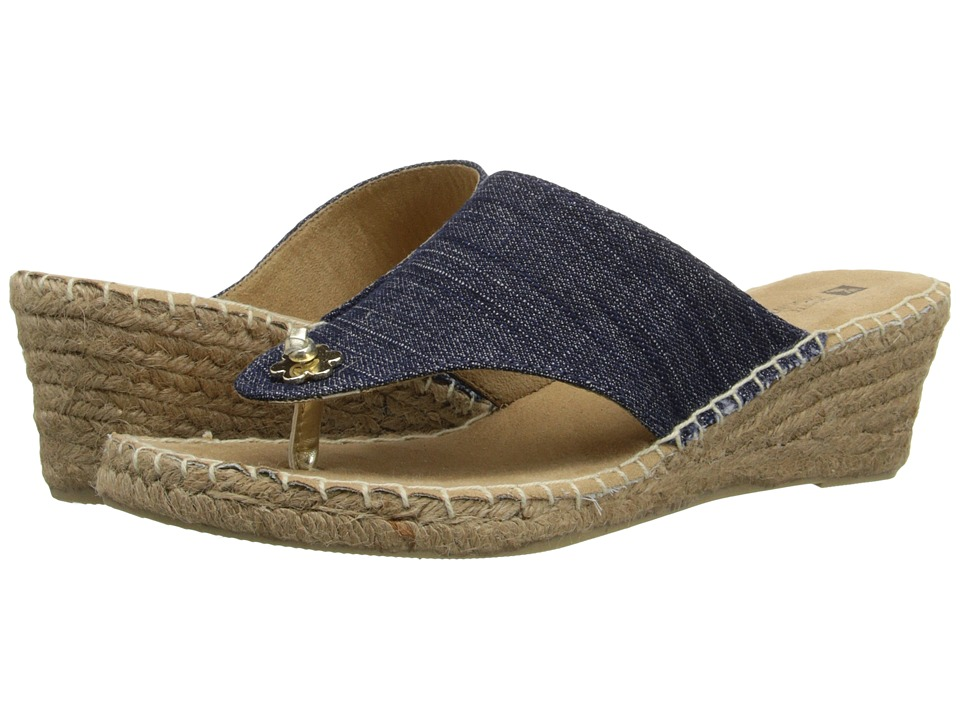 White Mountain - Baywatch (Dark Denim) Women's Shoes