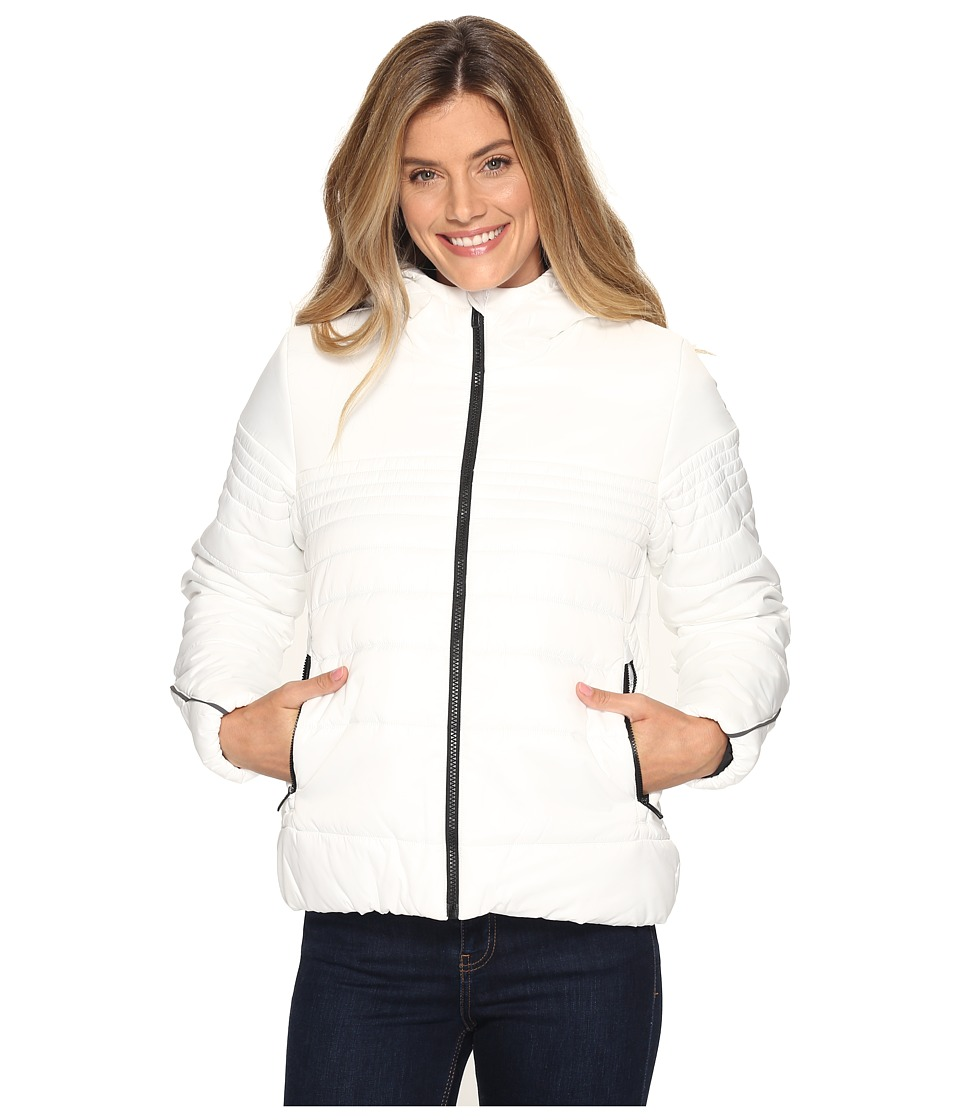 adidas Outdoor - Insulated Jacket (Core White) Women's Coat