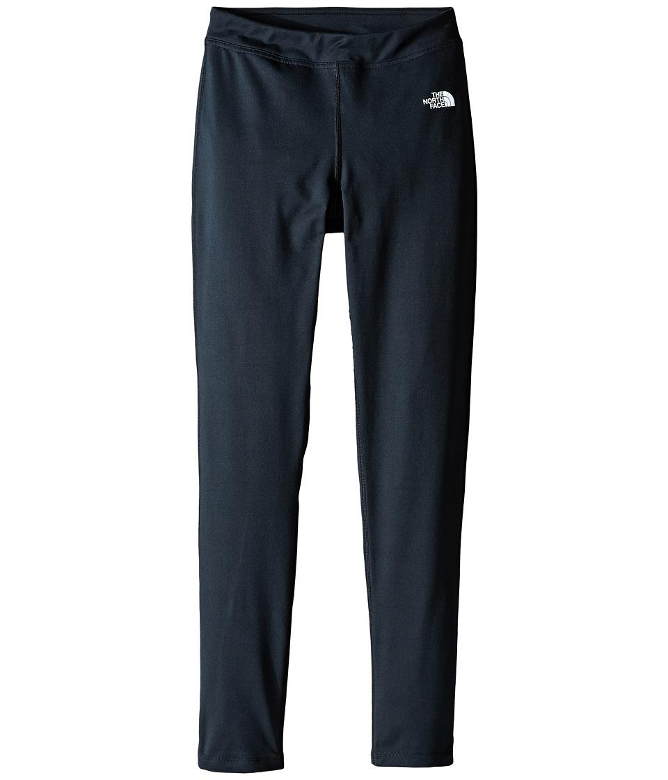The North Face Kids - Pulse Leggings (Little Kids/Big Kids) (TNF Black) Girl's Casual Pants