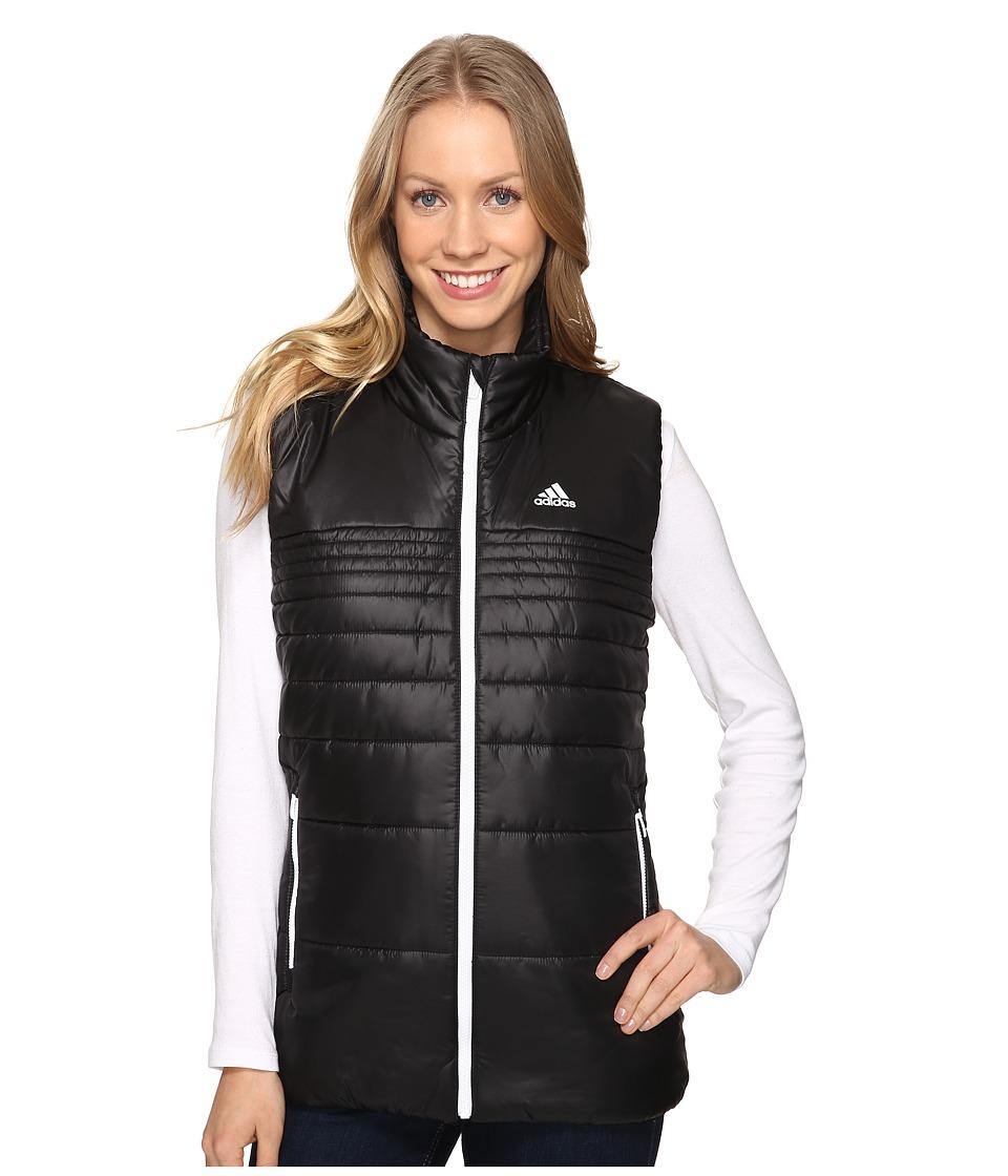 adidas Outdoor - Insulated Vest (Black/Black) Women's Vest