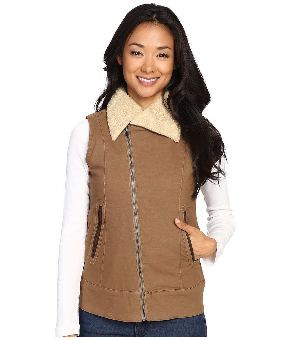 Mountain Khakis - Ranch Shearling Vest (Tobacco) Women's Vest