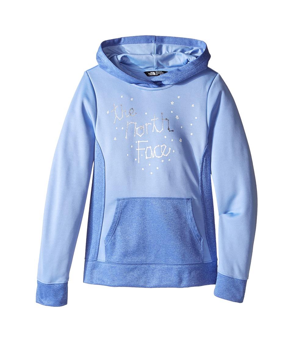 The North Face Kids - Surgent Pullover Hoodie (Little Kids/Big Kids) (Grapemist Blue) Girl's Sweatshirt